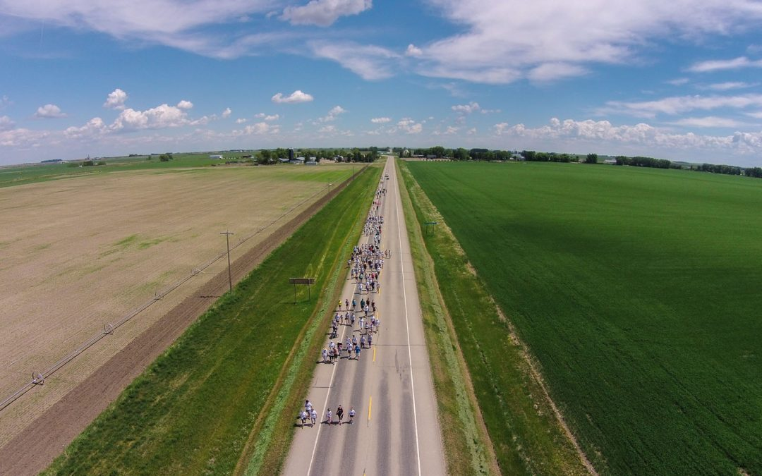 Cancer Fundraising Walk Brings 'Butte Community Together