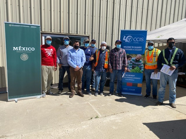 Alberta Feedlot Hosts Vaccine Clinic for Employees and Community